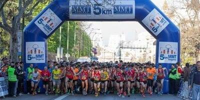 Patrocinio de la Medio Maratón Villa de Madrid