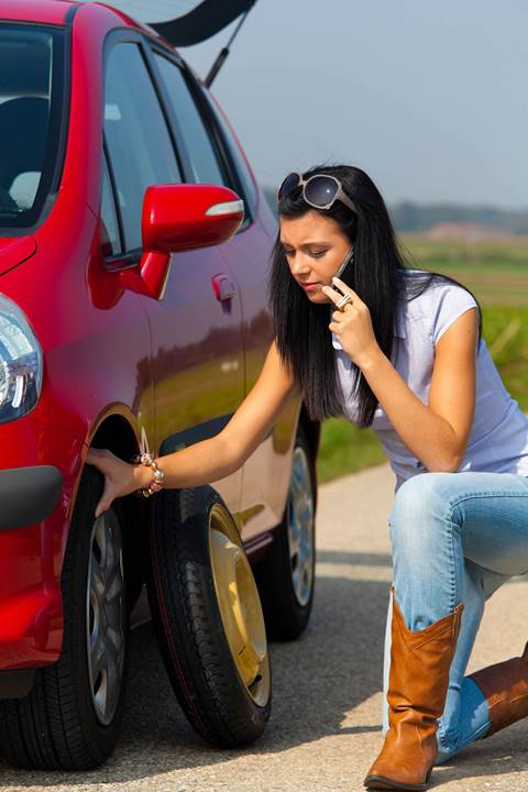 coches-seguridad-pinchazos-rueda-de-respuesto