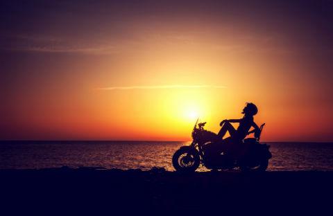 moto-descansando