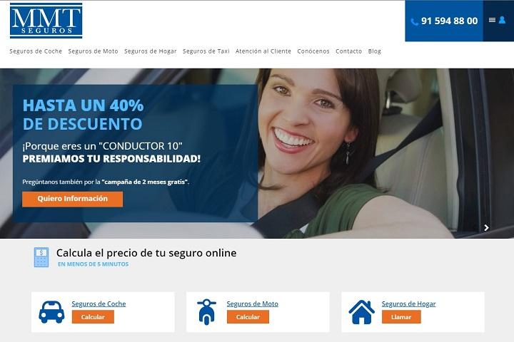 Mutua MMT Seguros renueva su web para ofrecer una mejor experiencia cliente