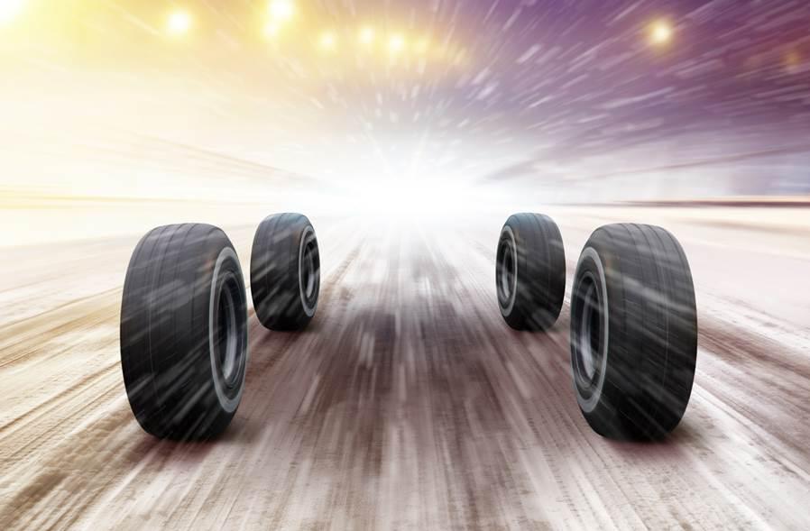 La tecnología aplicada en los neumáticos