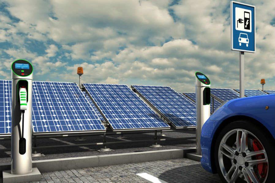 Coches eléctricos solares