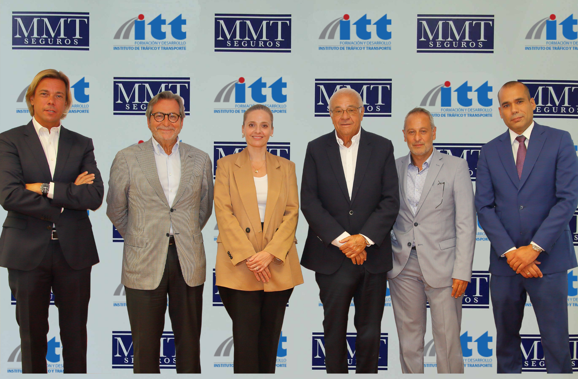 Mutua MMT Seguros y el Instituto de Tráfico y Transporte (ITT) firman un convenio de colaboración