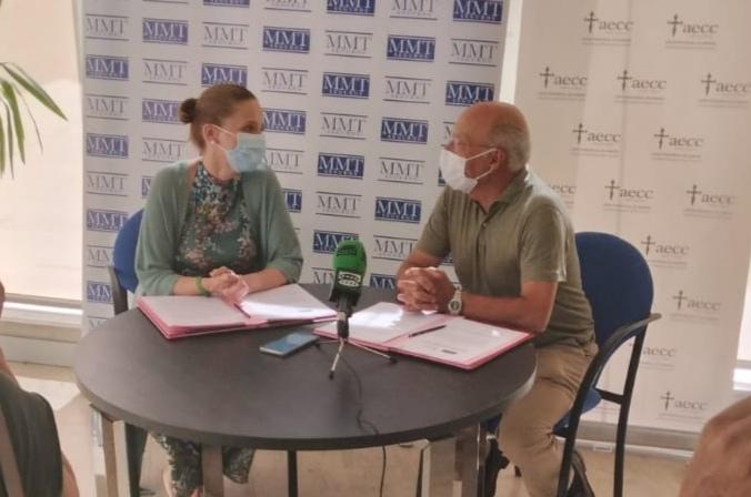 Mutua MMT Seguros y la AECC renuevan su acuerdo de colaboración