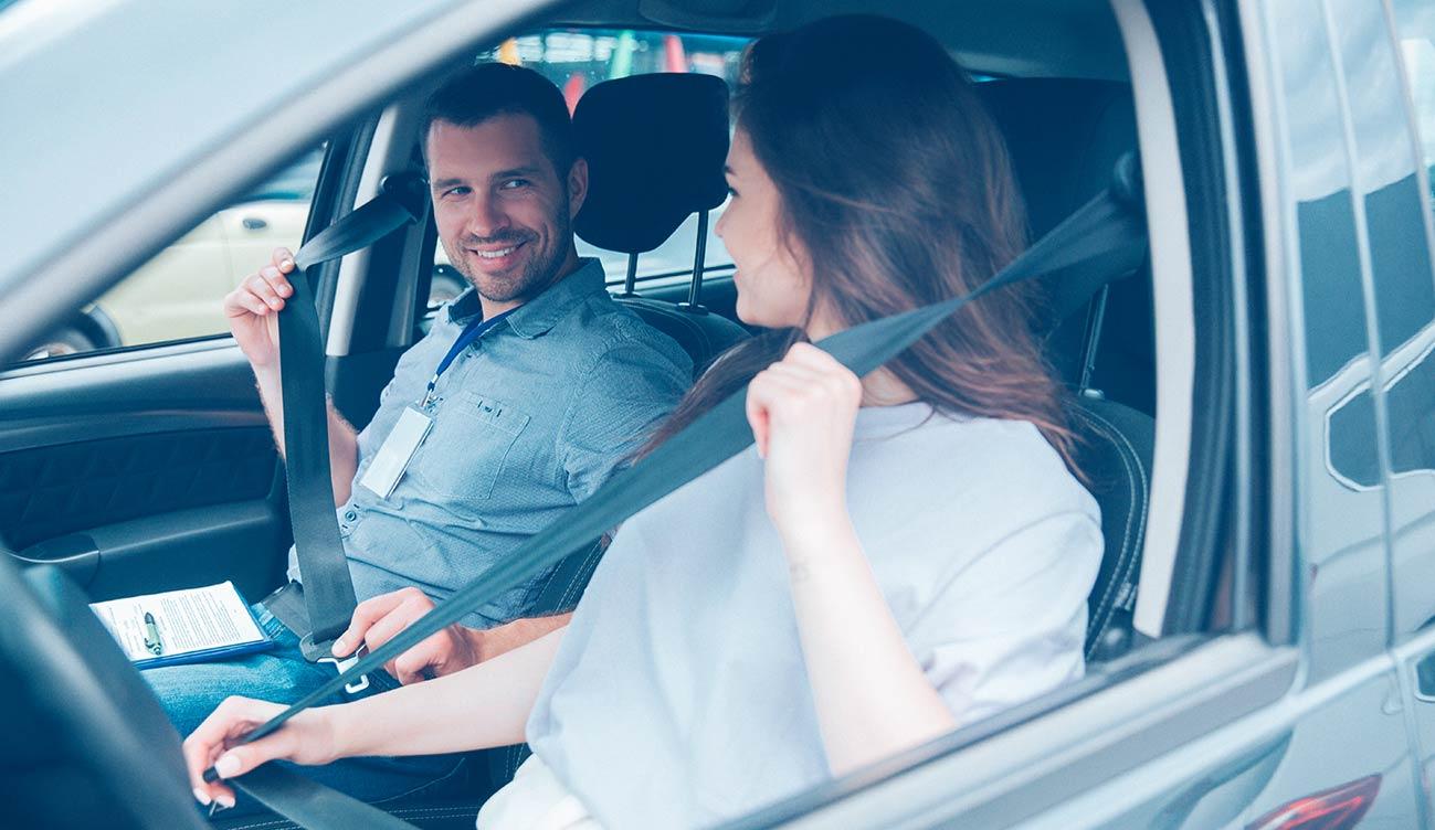 Descubre qué tipo de conductores eres