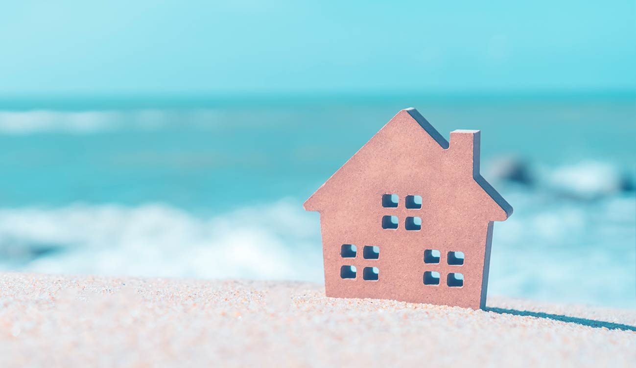 ¿Dejas tu casa de la playa? Protégela en invierno con tu Seguro de Hogar