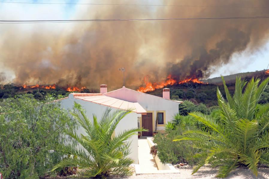 Las nuevas tecnologías contra incendios