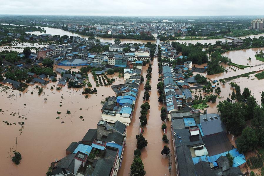 Casas preparadas para lluvias torrenciales