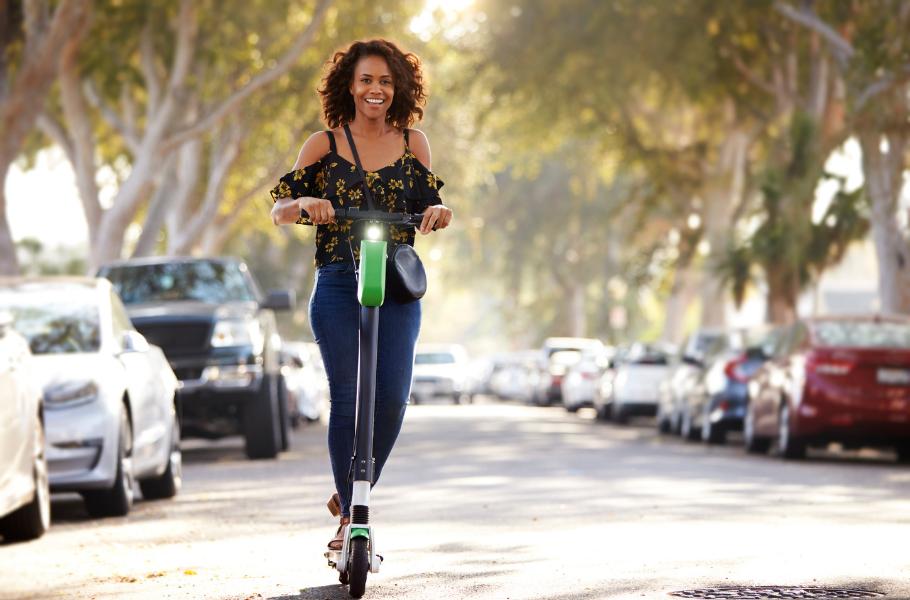 Nueva normativa sobre patinetes eléctricos