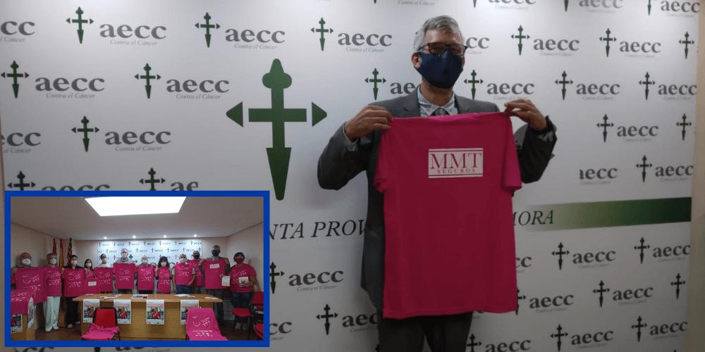 """MMT Seguros y la carrera solidaria """"Mucho x Vivir"""" en la lucha contra el cáncer"""