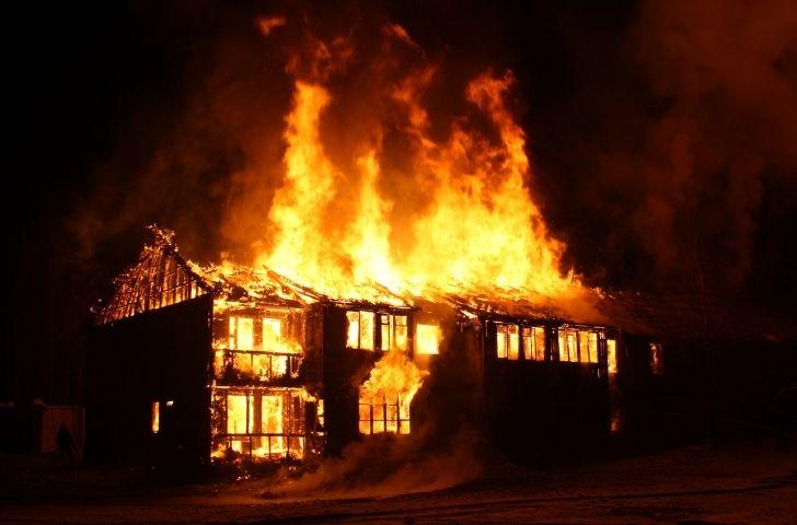 Prevención contra incendio en el hogar