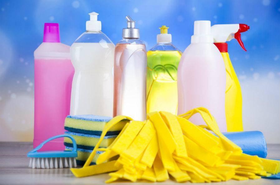 Peligros De Los Productos Para La Limpieza En El Hogar