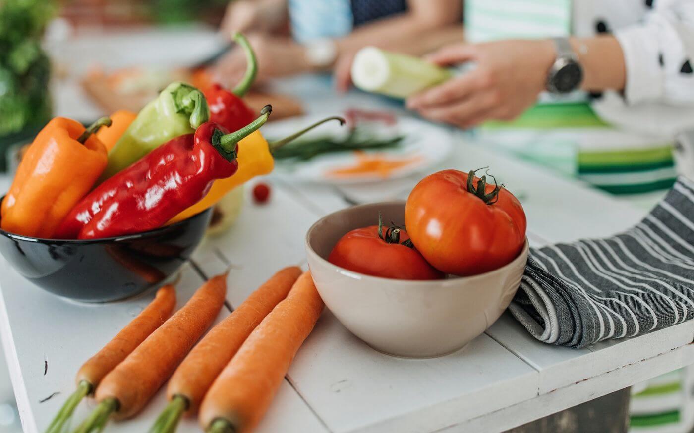 Un aspecto básico de la seguridad en el hogar: La alimentación en el verano