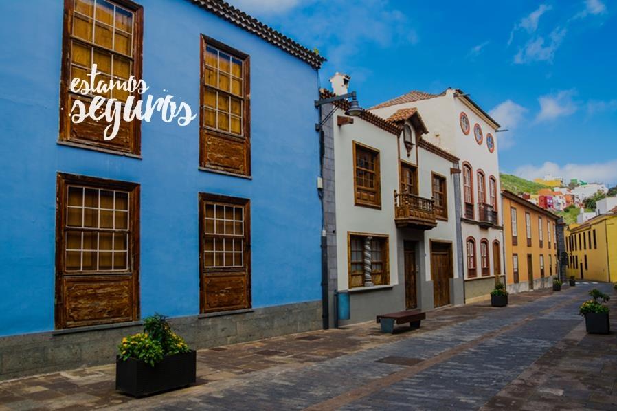 San Cristóbal de la Laguna, la ciudad más segura de España