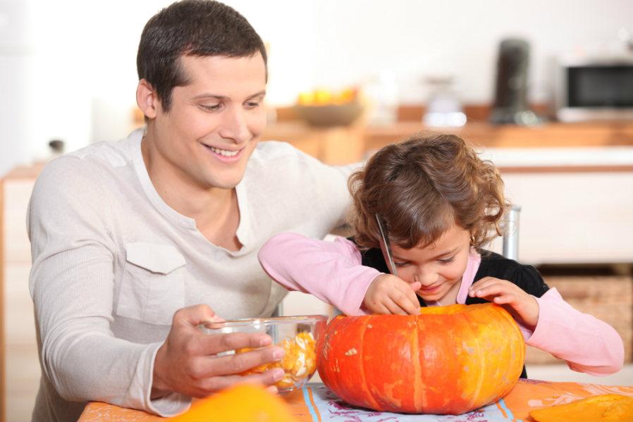 La seguridad de los niños en el hogar