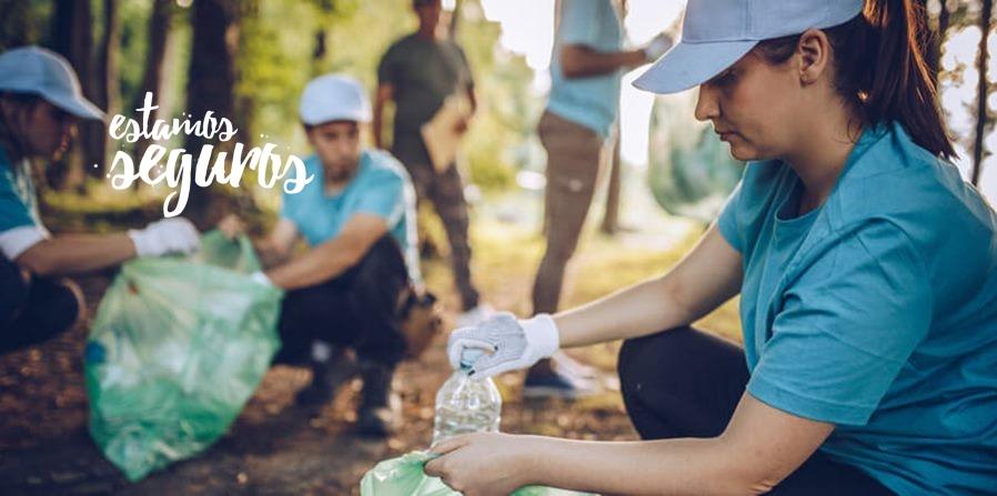 1 de cada 4 empleados de seguros realiza voluntariado